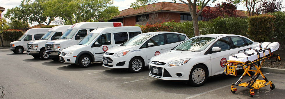 company vehicles